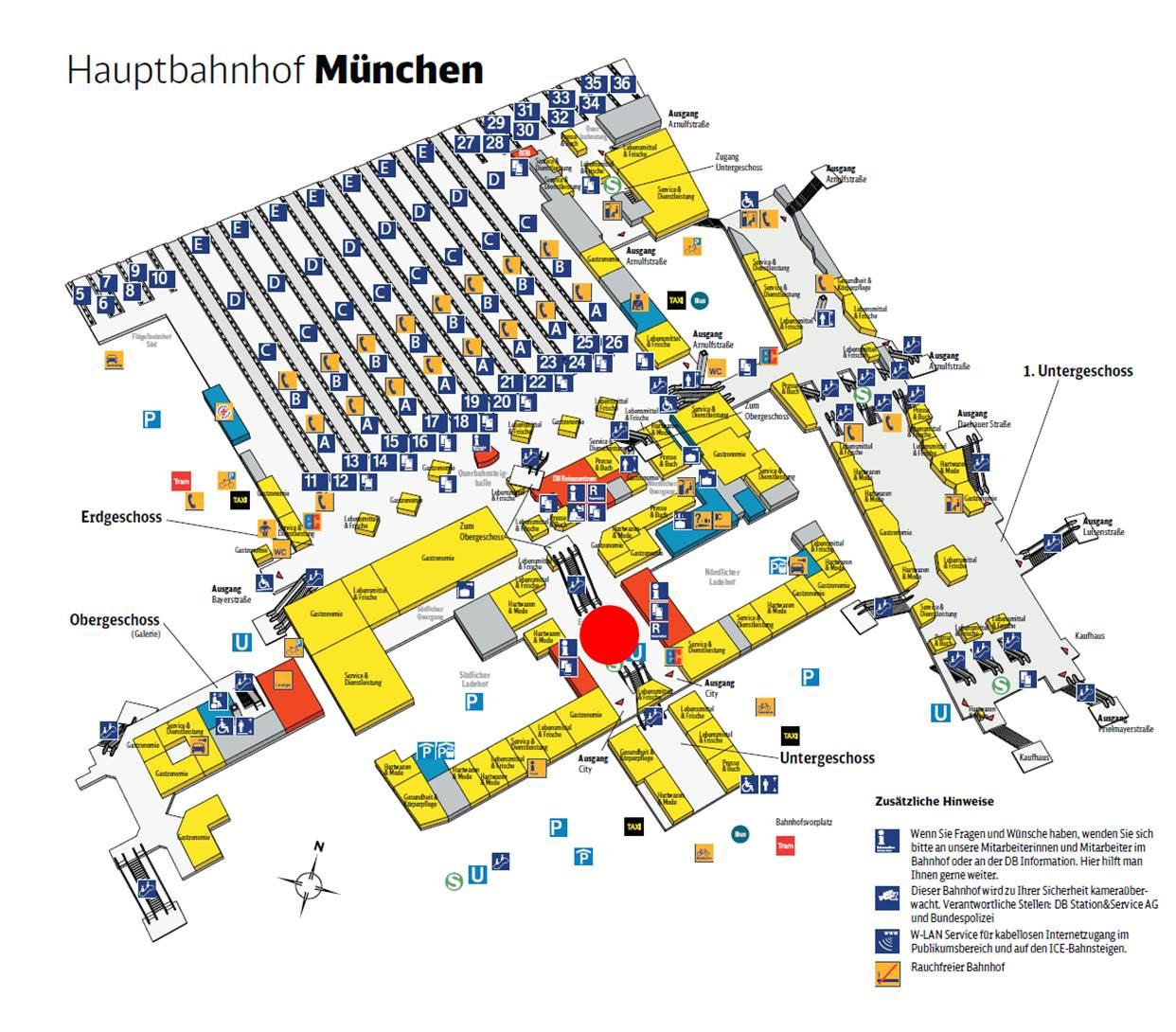 Bahnhof Munchen Gleisplan لم يسبق له مثيل الصور Tier3 Xyz