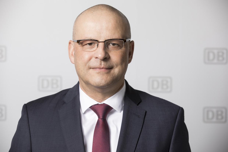 Ulrich Weber, Vorstand Personal der Deutschen Bahn AG