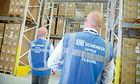 DB Schenker Healthcare Hub in Tilburg (Niederlande